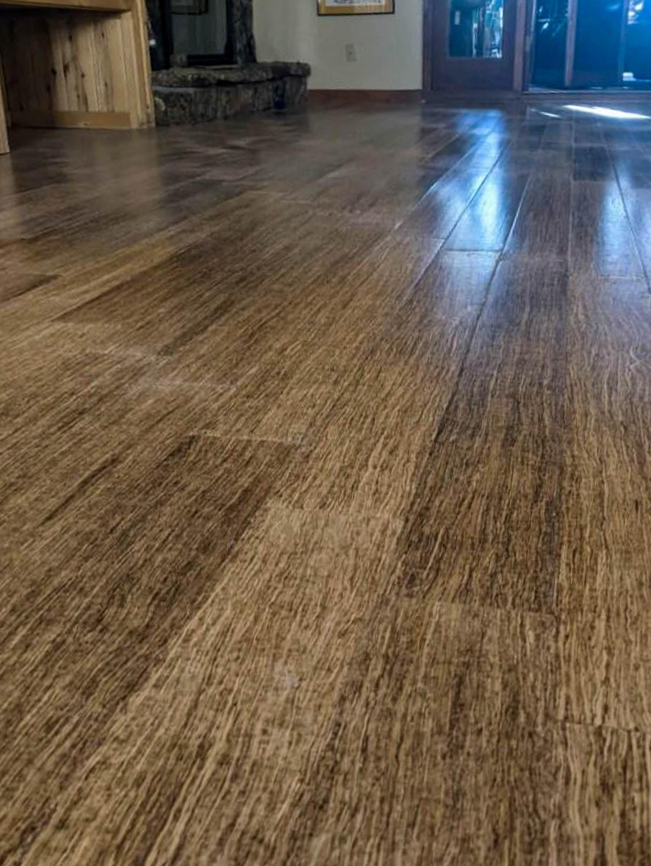 Hemp Flooring Renovation
