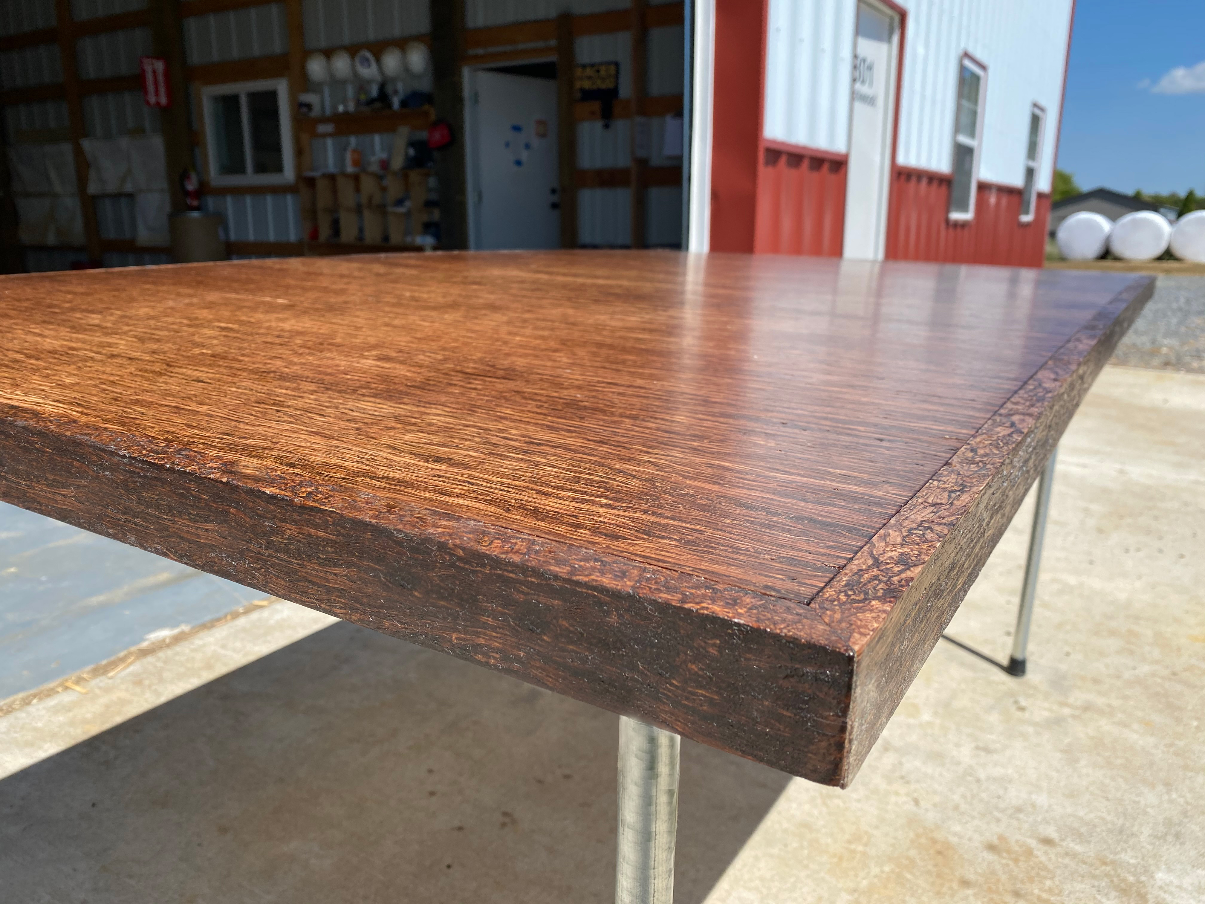 DIY HempWood table kit