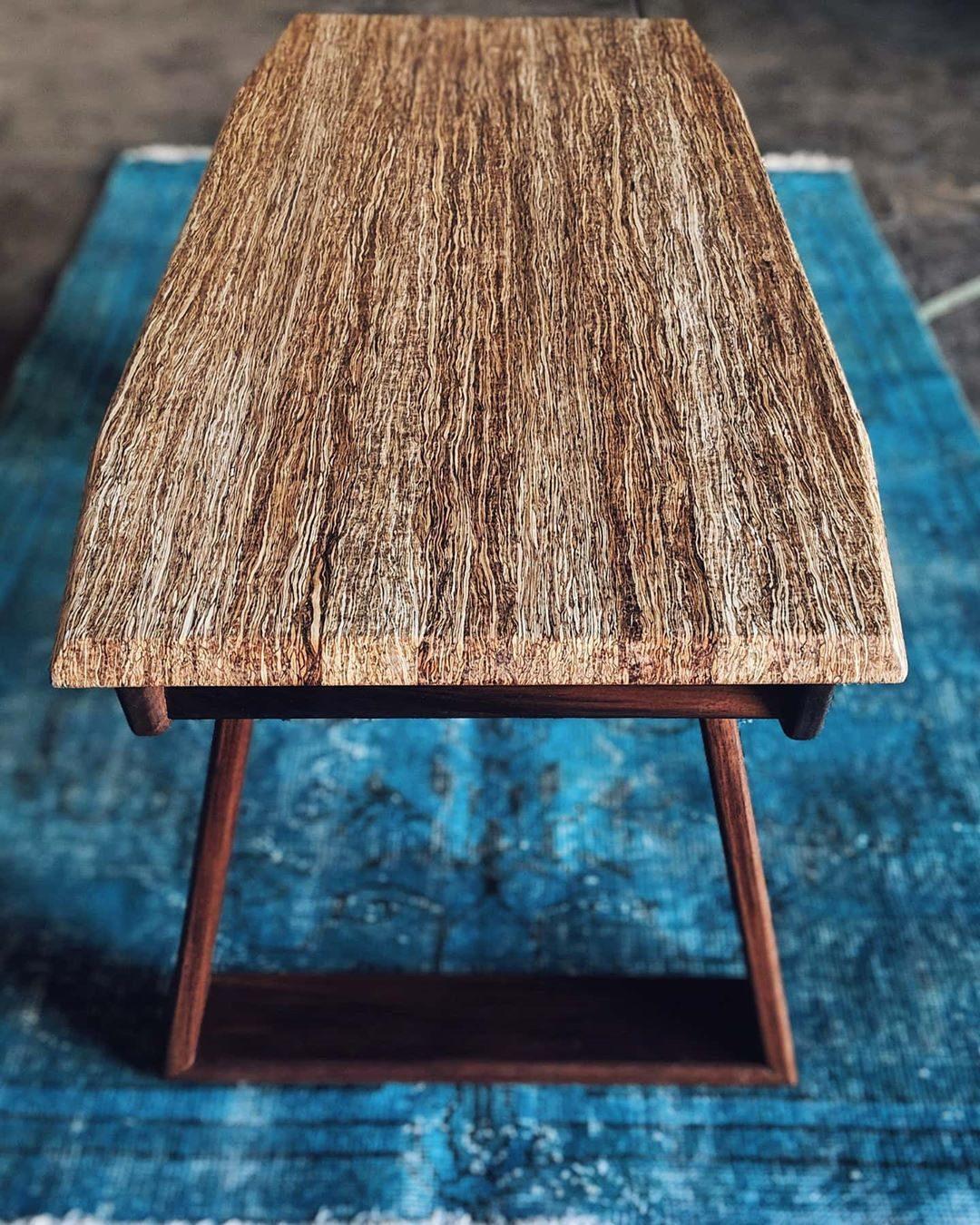 woodcrafting with hemp