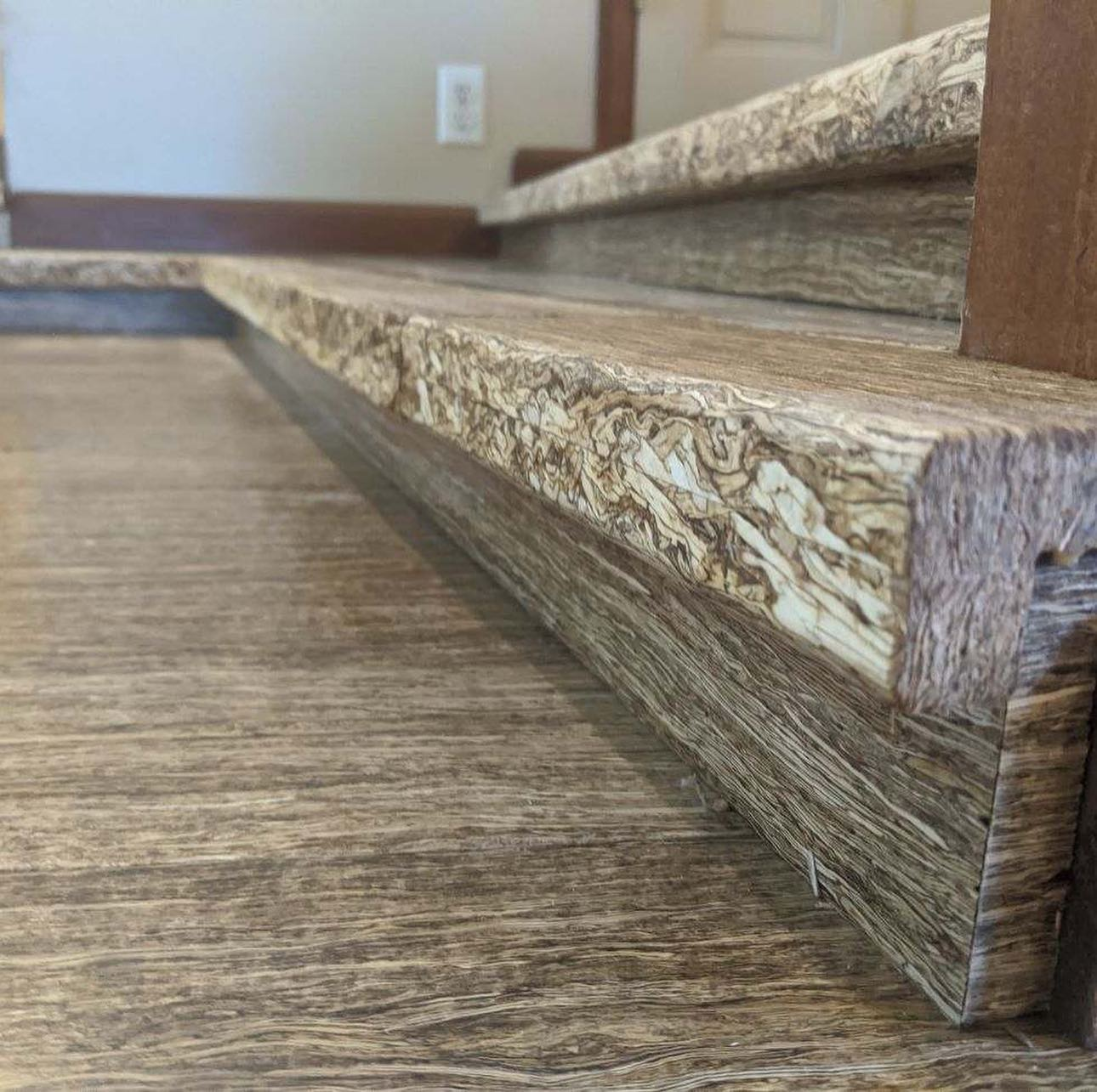 HempWood flooring and woodwork