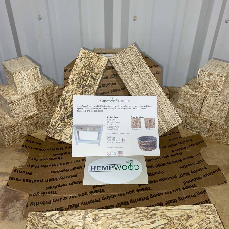 Hemp Lumber Kit