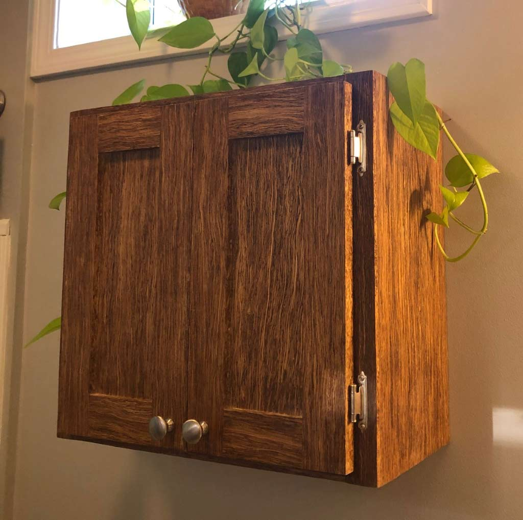 Hemp Cabinets