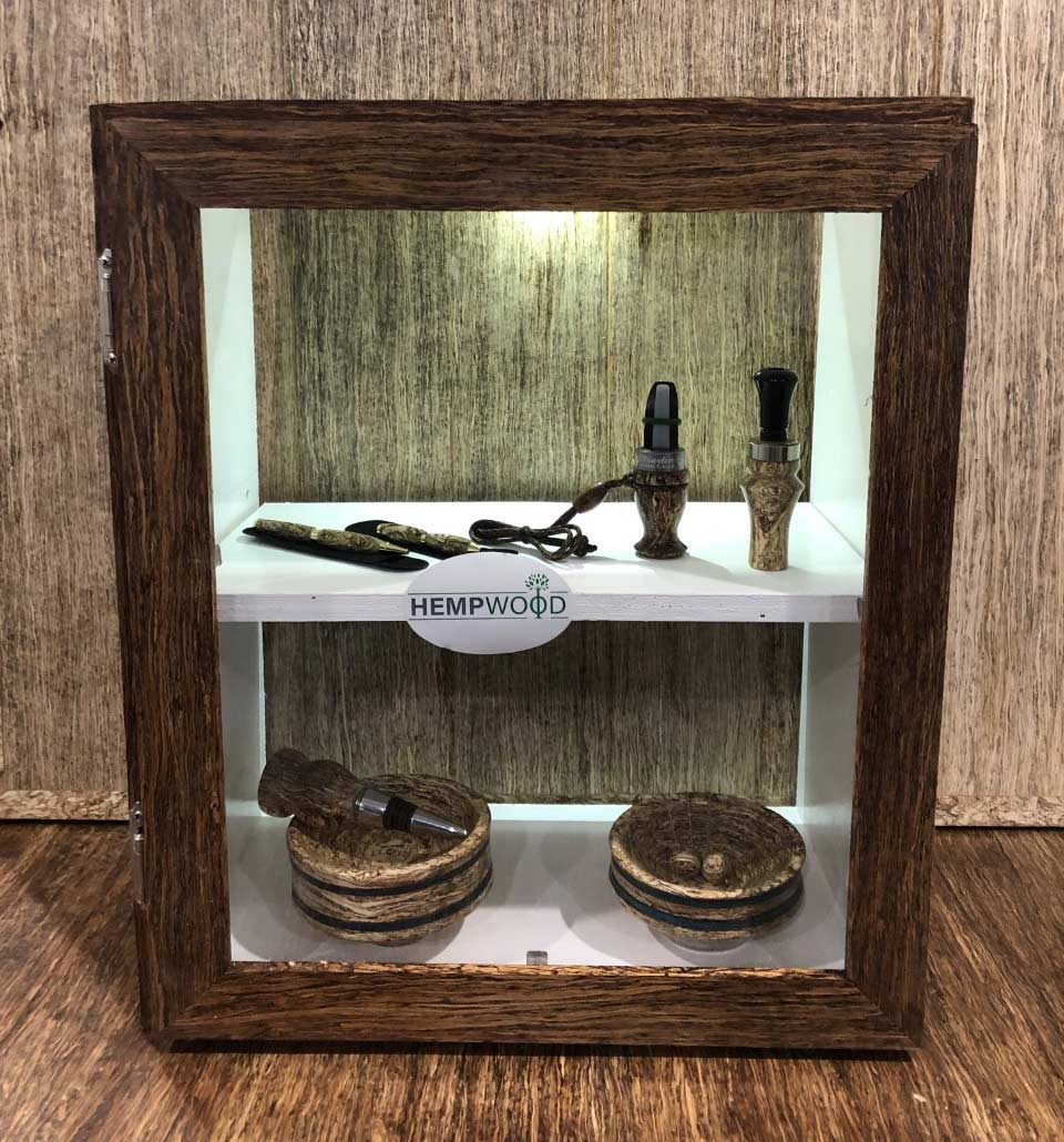 Hemp cabinet kit