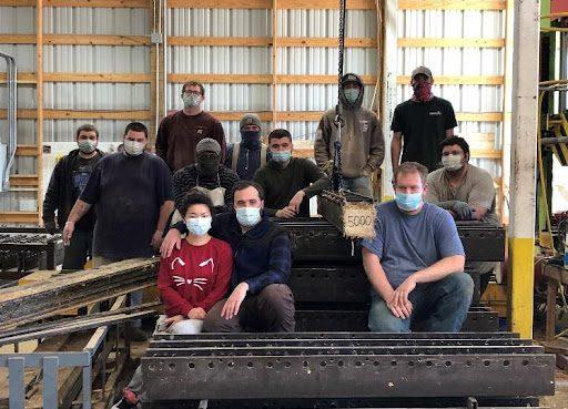 Hemp Factory Staff